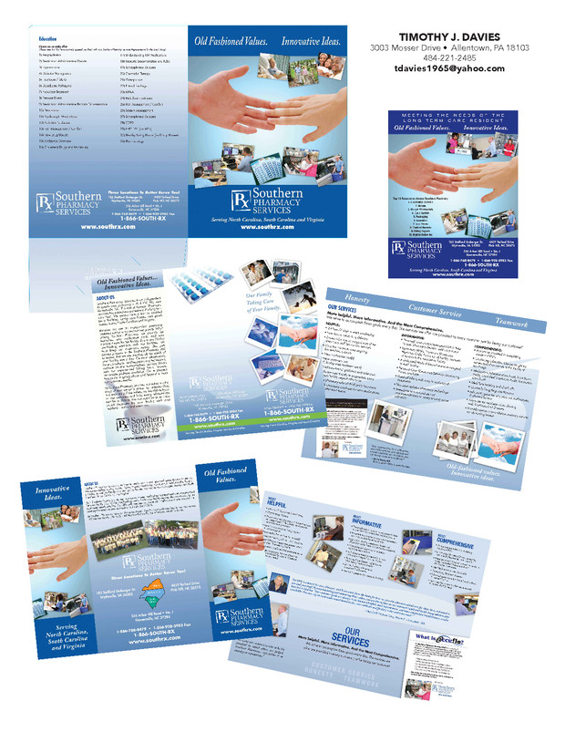 Pharmaceutical Print Designs