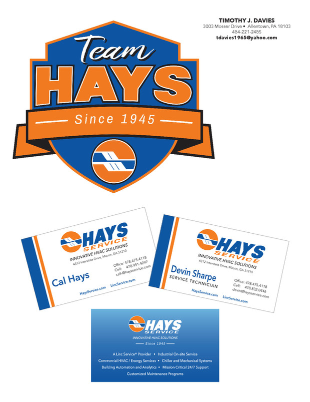 Full Color Logo and Business Card Design