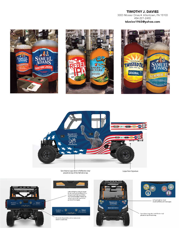 Brewery Graphics