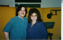 With Jeannie C. Riley