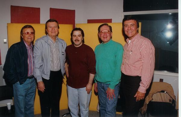 With The Jordanaires, Synchro Sound