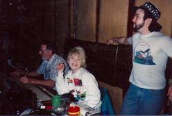 With Jim Williamson & Marcie Ricci