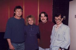 With Lacy J. Dalton
