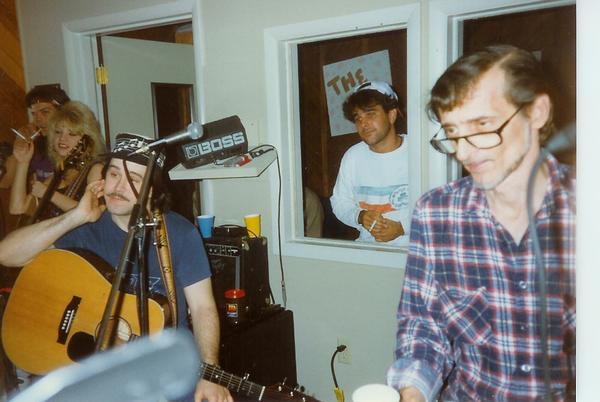 Sound Rehearsal 1991