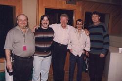Ernie Ashworth and crew.