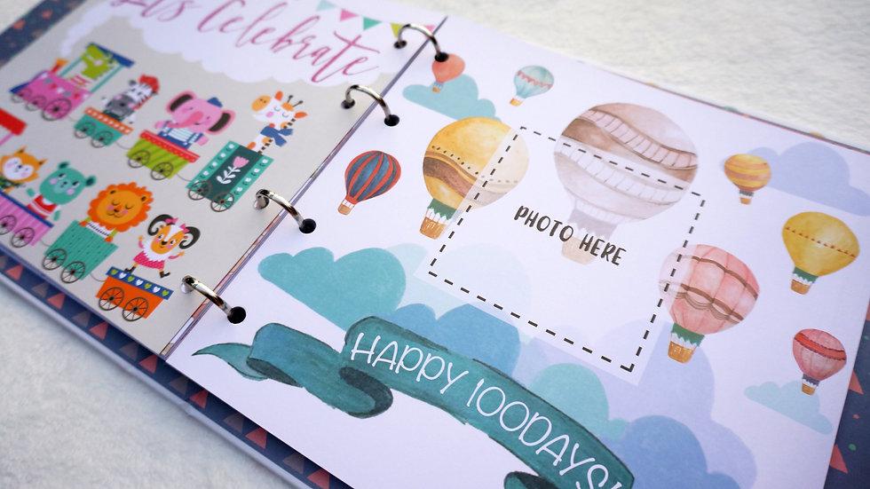 Baby Journal Album