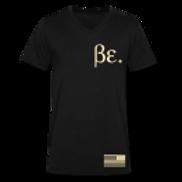 Black Be. Vintage V-Neck