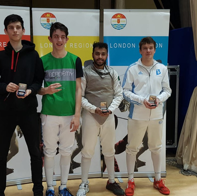 Muhil gets Bronze at Capital Open