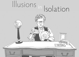 Illusions in Isolation