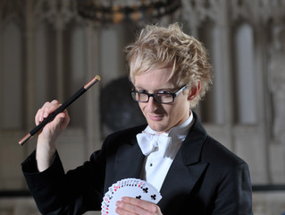 Sonic - Magic Circle Stage Magician of the Year finalist