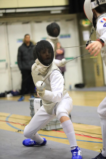 Fun & fencing at the Eastern Region qualifers!