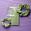 Thumbnail: Green Gingham Scrunchie