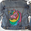 Thumbnail: Unicorn Hand Painted Denim Jacket - Infant 18 to 24 Month