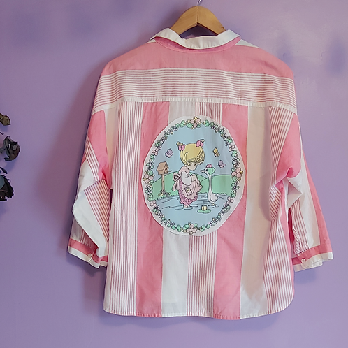 Precious Moments Reworked Shirt - Women's Large
