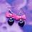 Thumbnail: Heart Dangle Earring