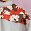 Thumbnail: Mickey Mouse Reworked Denim Shirt - Women's Large