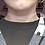 Thumbnail: Sparkle Ribbon Choker