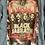Thumbnail: Black Sabbath Reworked Denim Sweater - Women's Medium