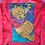 Thumbnail: Winnie the Pooh Reworked Denim Jacket - Women's Medium