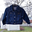 Thumbnail: Frozen Reworked Denim Jacket - Infant 18 to 24 Month