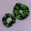 Thumbnail: Weed Leaf Scrunchie