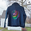 Thumbnail: Unicorn Hand Painted Denim Jacket - Toddler 4T
