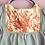 Thumbnail: Vintage Romantic Denim Shirt - Women's Large