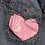 Thumbnail: Heart Painted Denim Shirt - Women's Small