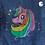 Thumbnail: Unicorn Hand Painted Denim Jacket - Toddler 2T