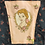 Thumbnail: Beauty and the Beast Reworked Denim Vest - Women's Medium