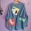 Thumbnail: 101 Dalmatians Reworked Denim Shirt - Women's XXX Large