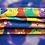 Thumbnail: Cats Rainbow Kid Face Mask with Pockets