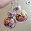 Thumbnail: Fruit Glitter Ornament Dangle Earring