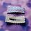 Thumbnail: Scales Scalloped Block Snap Clips Set