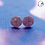 Thumbnail: Snowflake Stud Earring