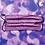 Thumbnail: Purple Spider Web Kid Face Mask