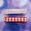 Thumbnail: Red and Pink Gingham Alligator Clip Set