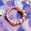 Thumbnail: Pink Pearl Bead Stretch Bracelet