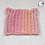 Thumbnail: Variegated Pink to Coral Crochet Cat Ear Hat
