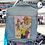 Thumbnail: Beauty and the Beast Reworked Denim Vest - Girls Large (10/12)