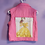 Thumbnail: Belle Beauty and the Beast Reworked Denim Vest - Girls Small (6)