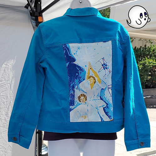 Star Wars Reworked Denim Jacket