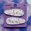 Thumbnail: Unicorn Scalloped Snap Clip Set