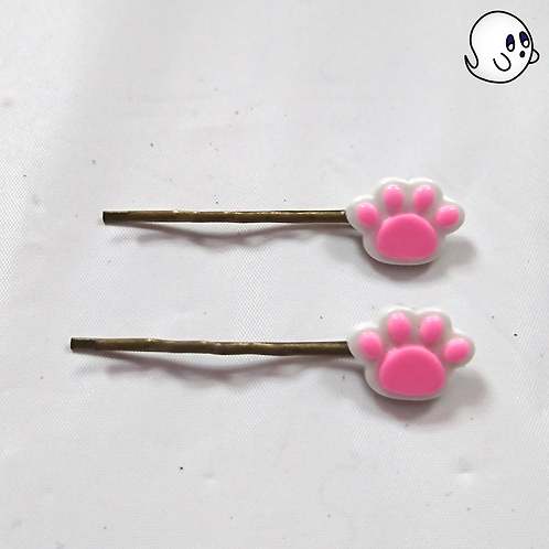 Paws Hair Clip Set