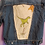 Thumbnail: Dinosaur Reworked Denim Jacket -Infant 1 Year