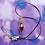 Thumbnail: Red Hearts Love Potion Cord Choker