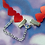 Thumbnail: Hearts Ribbon Choker