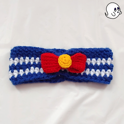 Sailor Moon Crochet Ear Warmer