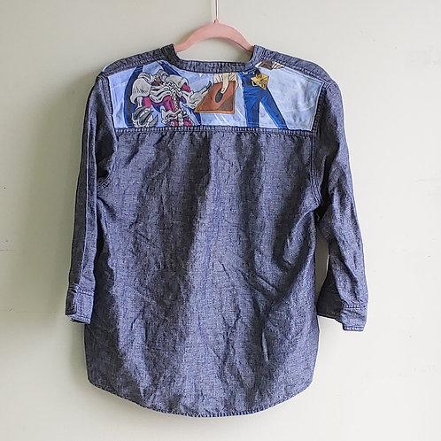 Yu-GI-Oh Reworked Shirt - Women's Large