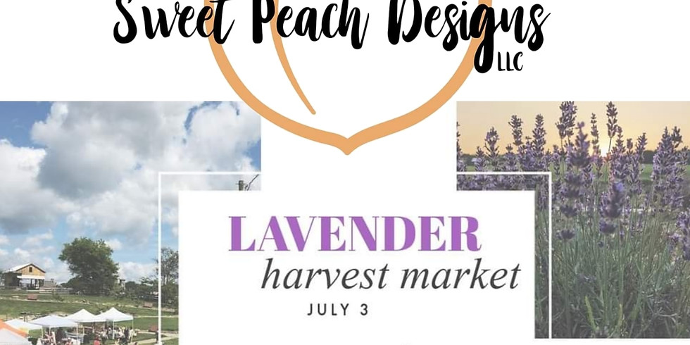 Lavender Harvest Fest with Heart & Home Marketplace and Maize Valley Winery